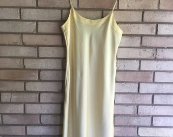 Vintage Silky Slip Dress Nightgown by Natori Small