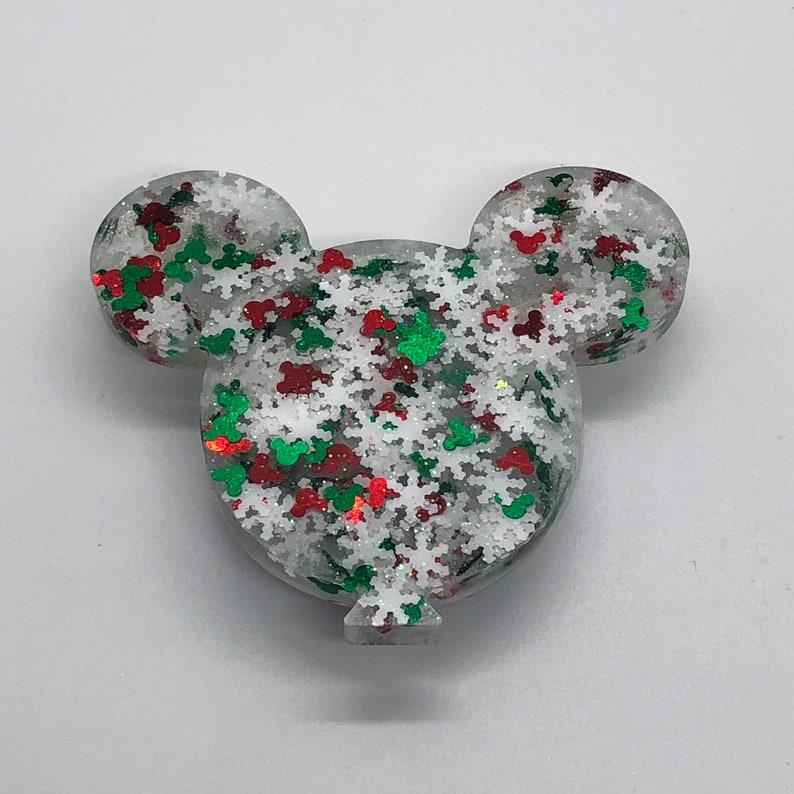 Christmas Mouse Balloon Phone Grip