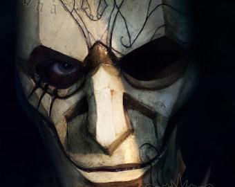 League of Legends: Jhin mask