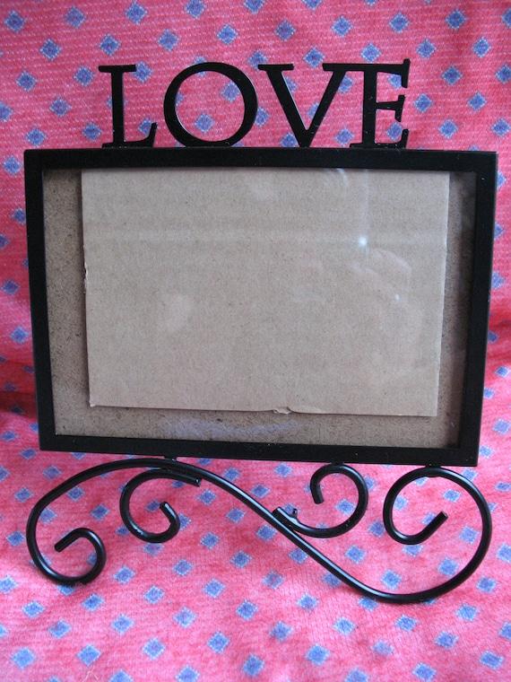 Ornate heart shape frame symbol of love Royalty Free Vector |Love Black Frame