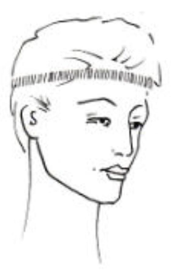 DEADSTOCK - Never Used 1930s Vintage Wide Brim Bl… - image 10