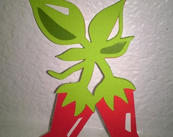 Chili Pepper Die Cut