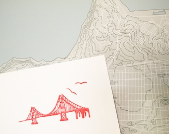 Golden Gate Bridge /// San Francisco /// California