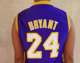 watch 9d597 7ee10 Kobe bryant jersey | Etsy
