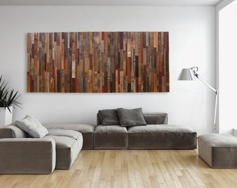 Large Wall Sculpture Etsy