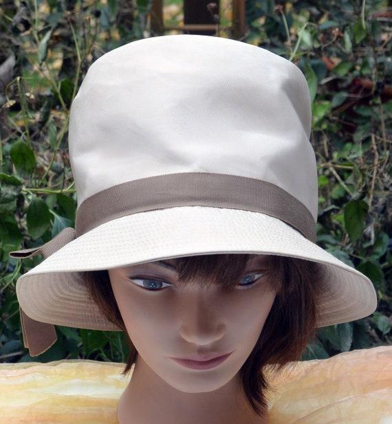 48 HR SALE! Elsa Schiaparelli Hat-  Millinery Fabr