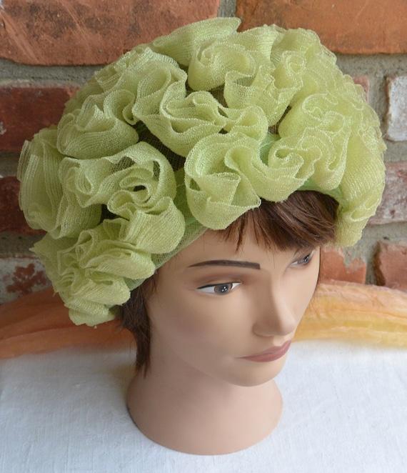 SALE! Elsa Schiaparelli Dress Hat, For Sitlers - … - image 6