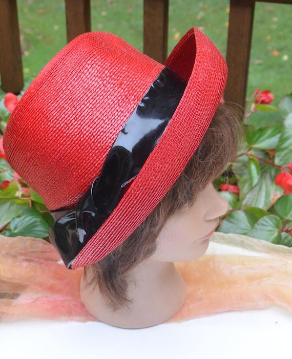 SALE! Elsa Schiaparelli Hat, Bloomingdale's NY - … - image 8