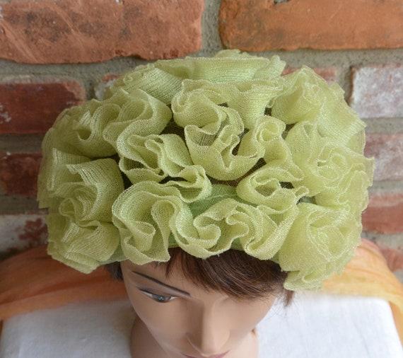 SALE! Elsa Schiaparelli Dress Hat, For Sitlers - … - image 5