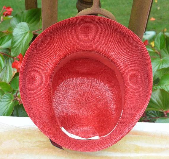 SALE! Elsa Schiaparelli Hat, Bloomingdale's NY - … - image 9