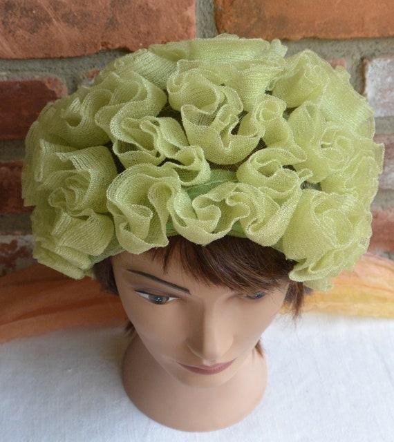 SALE! Elsa Schiaparelli Dress Hat, For Sitlers - … - image 8