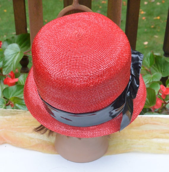 SALE! Elsa Schiaparelli Hat, Bloomingdale's NY - … - image 10