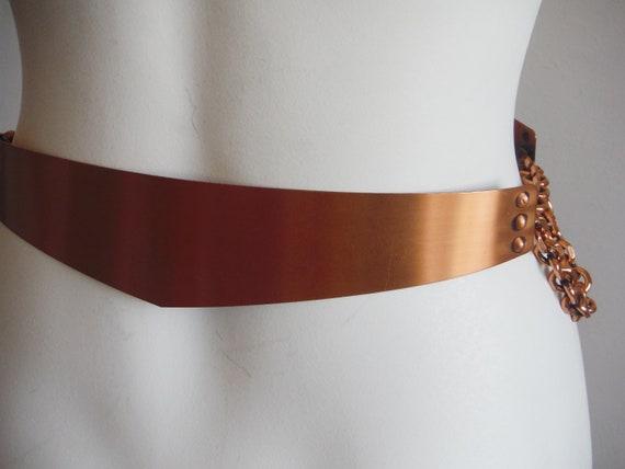 1950s Renoir Copper Belt - image 4