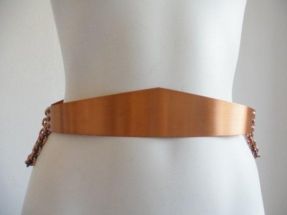 1950s Renoir Copper Belt - image 8