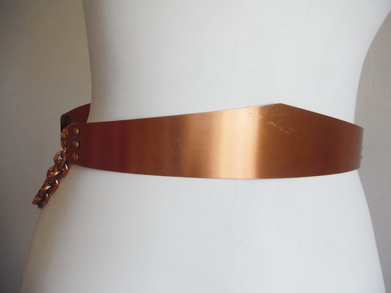 1950s Renoir Copper Belt - image 6