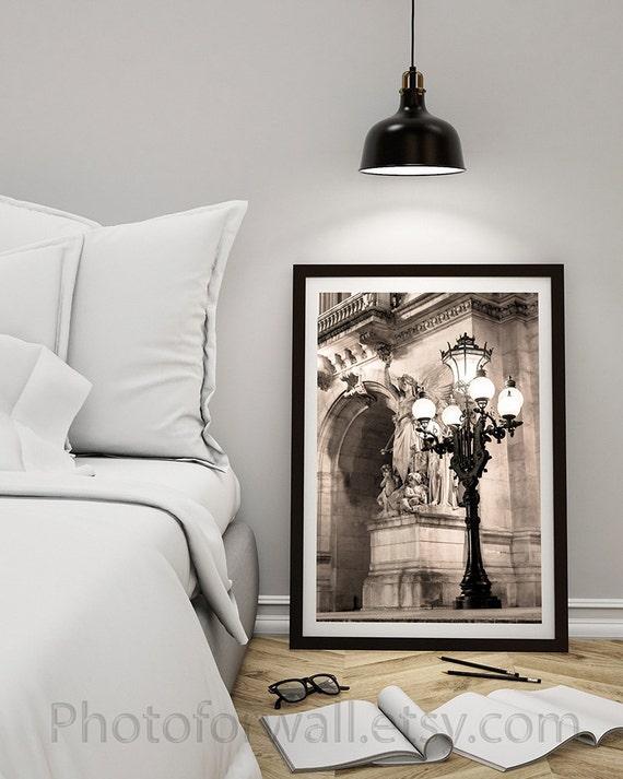 Paris Bedroom Decor Chandelier Decor Of The Opera Garnier Etsy