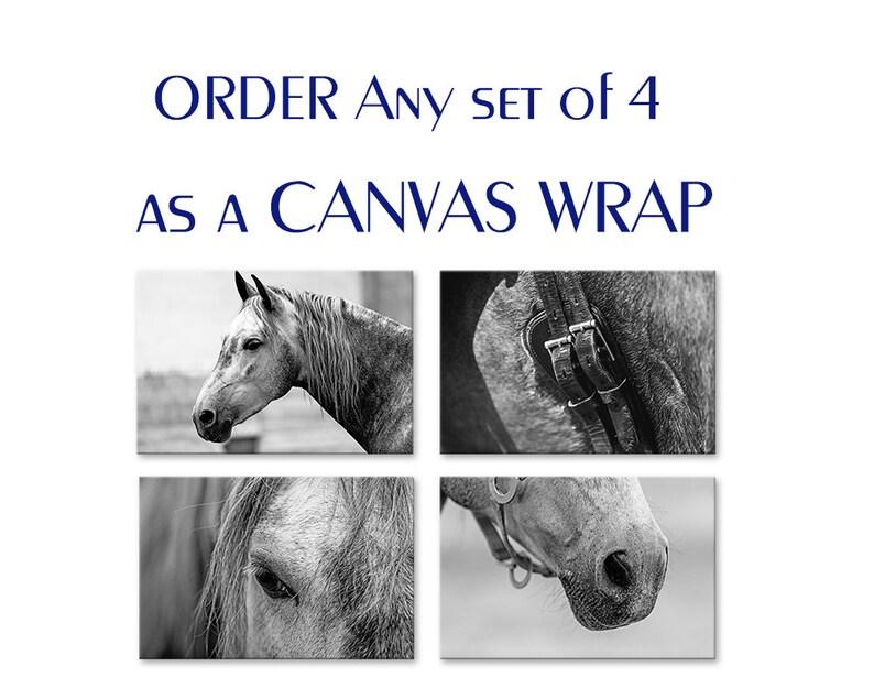 Set of 4 prints canvas art/personalized wall decor/newborn boy image 0