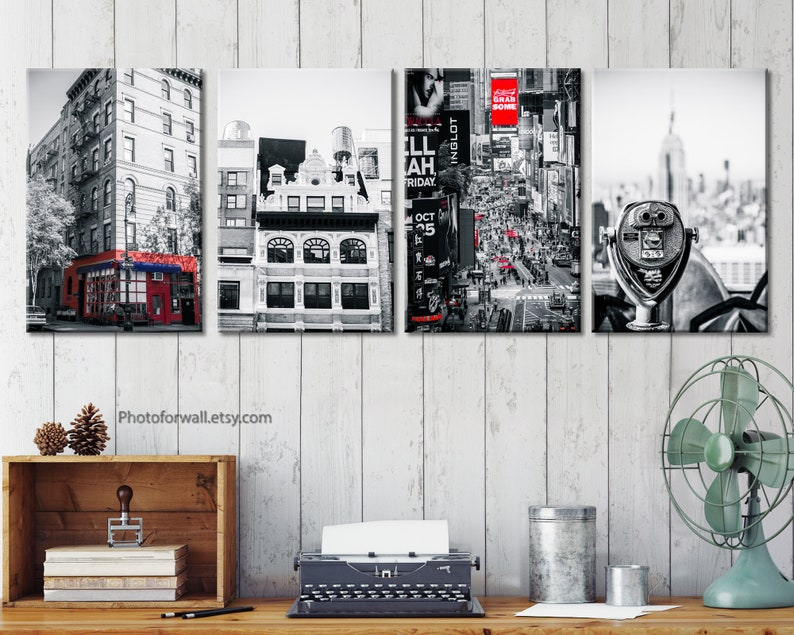 Friends TV gift large wall art on canvas art Central perk image 0