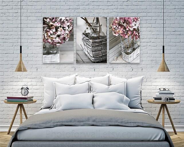 Farmhouse Decor Wall Art Print Set of 3 prints Rustic Home | Etsy