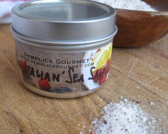 Sicilian Sea Salt, The Italian, Semi-Coarse Grain
