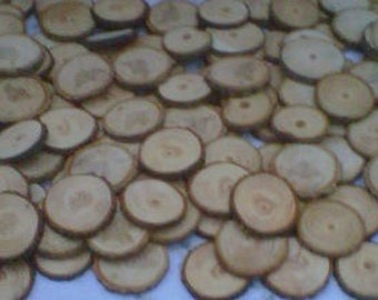 "150 NATURAL 3""Pine Woodslices"
