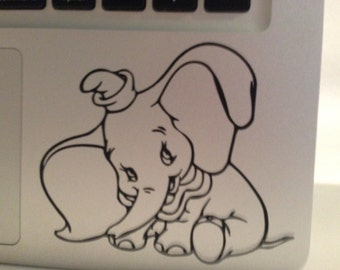 Disney's Dumbo Vinyl Decal