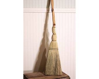 Manzanita Hearth Broom - Functional Art - One Only Free Shipping
