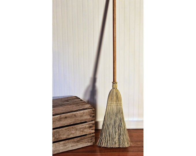 Featured listing image: Tiny House Broom - RV Camper Broom - Sweep for Small Spaces