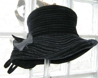 701c10f94 Casual velvet hats | Etsy
