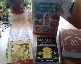 Variété regroupés Forklore, les fées et les mythes