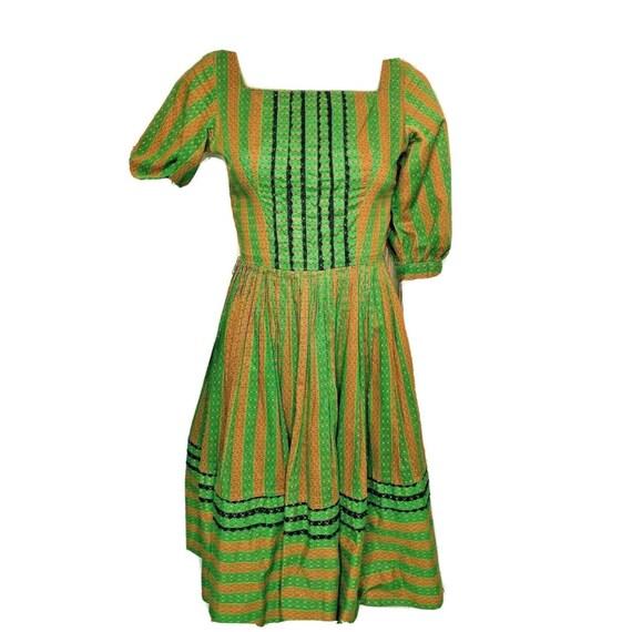 VTG 60's Women's Candy Jones California Dress Shor