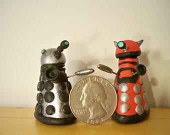 Custom Hand-Made Daleks