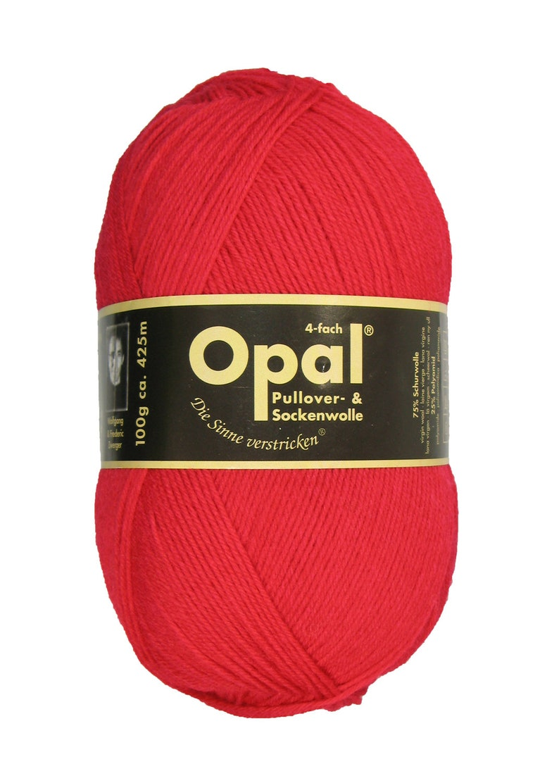 Opal Uni 4 ply sock yarn in solid  colors