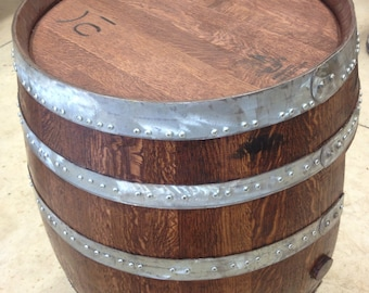 Decorative Wine Barrels w/ FREE SHIPPING