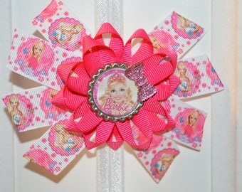 Barbie Bow