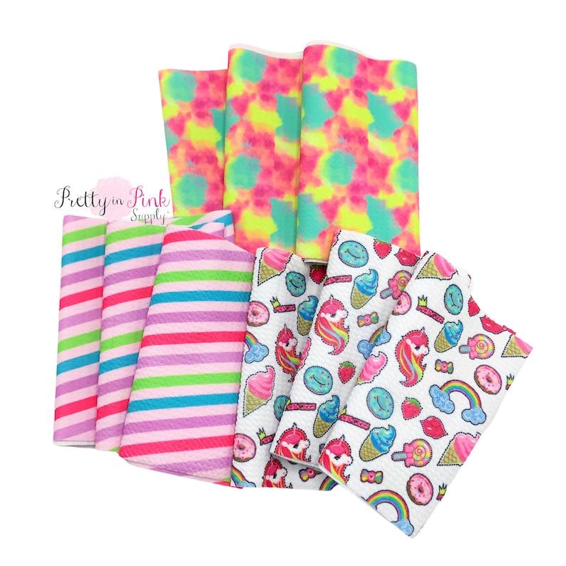 Head Wrap Strips Variety Pack  Soft Stretch Fabric  Birthday image 0