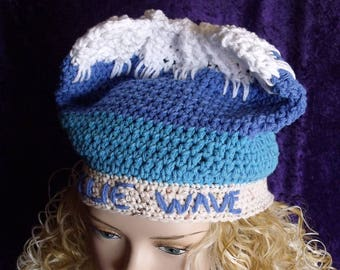 Blue Wave Protestor Hat For 2018 Get Out And Vote