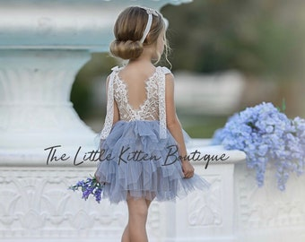 469a517c043 Blush flower girl dress