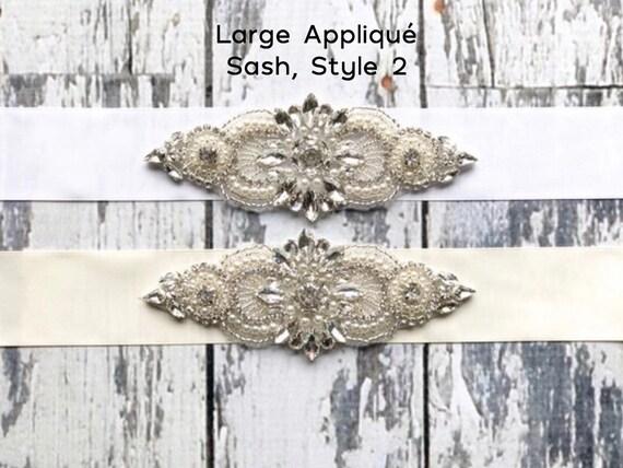 Satin Sash, wedding dress sash, sash for flower girl dress, belt,