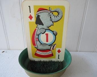 Wedding Table Numbers Circus Theme Vintage Wedding Numbers 1 Through 11