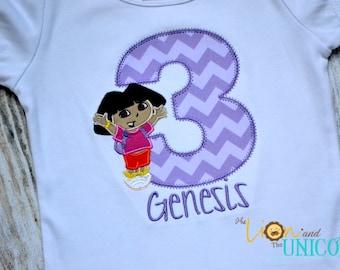 Toddler Dora Shirt