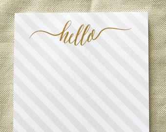 hello notepad
