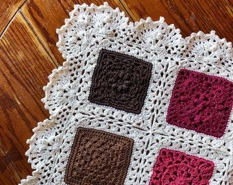 2020 VVCAL FULL PATTERN patterns/crochet baby blanket/wedding gift/crochet blanket/crochet granny square/easy crochet pattern