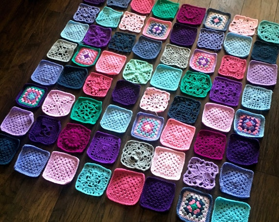 POPULAR CROCHET patterns/crochet baby blanket/wedding gift/crochet blanket/crochet granny square/easy crochet pattern/easy blanket pattern