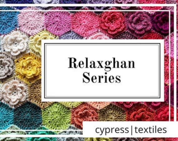 CROCHET PATTERN EBOOK/Relaxghan Series/crochet blanket pattern/crochet pattern/crochet afghan/modern texture unique throw/easy afghan
