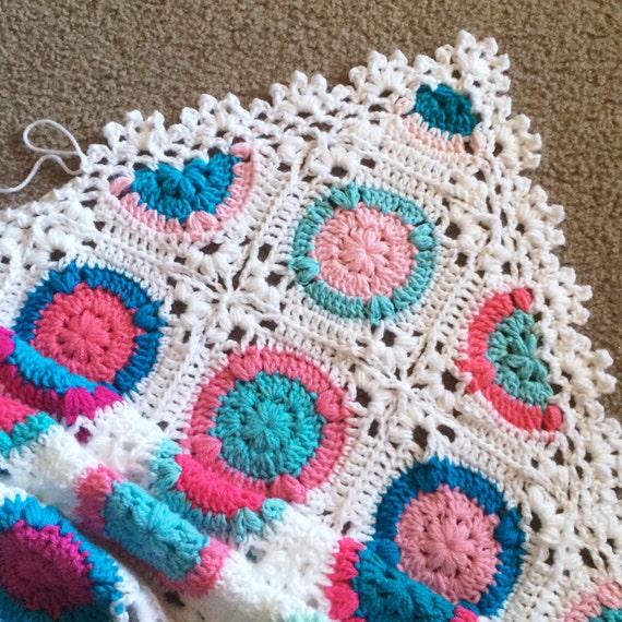 CROCHET BABY BLANKETS/crochet blankets/baby shower gift/crochet pattern/crochet gift/lace blanket crochet/classic crochet pattern/afghan
