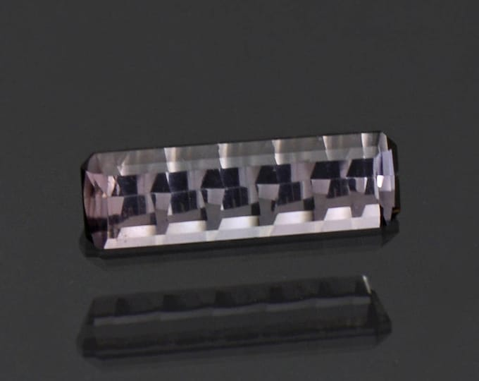 Excellent Silvery Purple Tourmaline Gemstone from Brazil 1.24 cts.