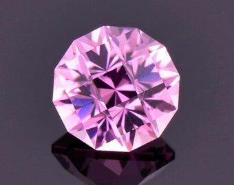 Gorgeous Bright Pink Tourmaline Gemstone from Mozambique, 4.31 cts., 10 mm., Round Cut