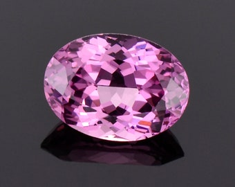 SALE! Gorgeous Pink Spinel Gemstone from Sri Lanka, 1.45 cts., 8x6 mm., Oval Shape