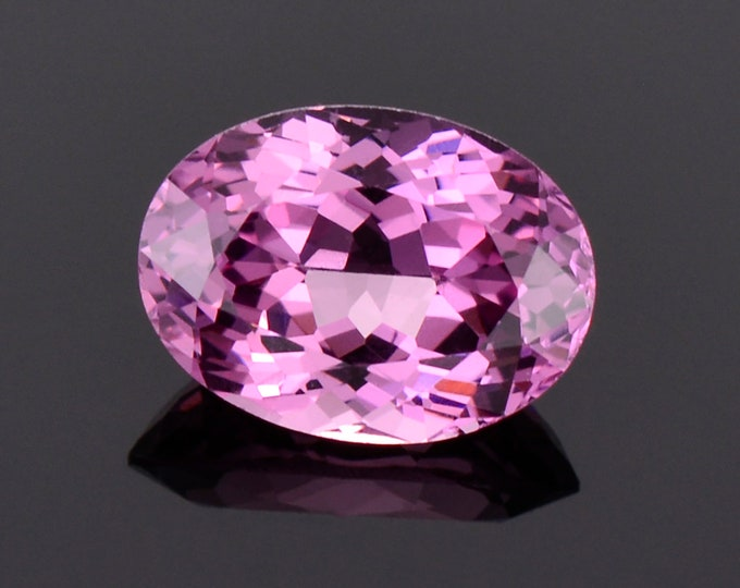 Gorgeous Pink Spinel Gemstone from Sri Lanka, 1.45 cts., 8x6 mm., Oval Shape